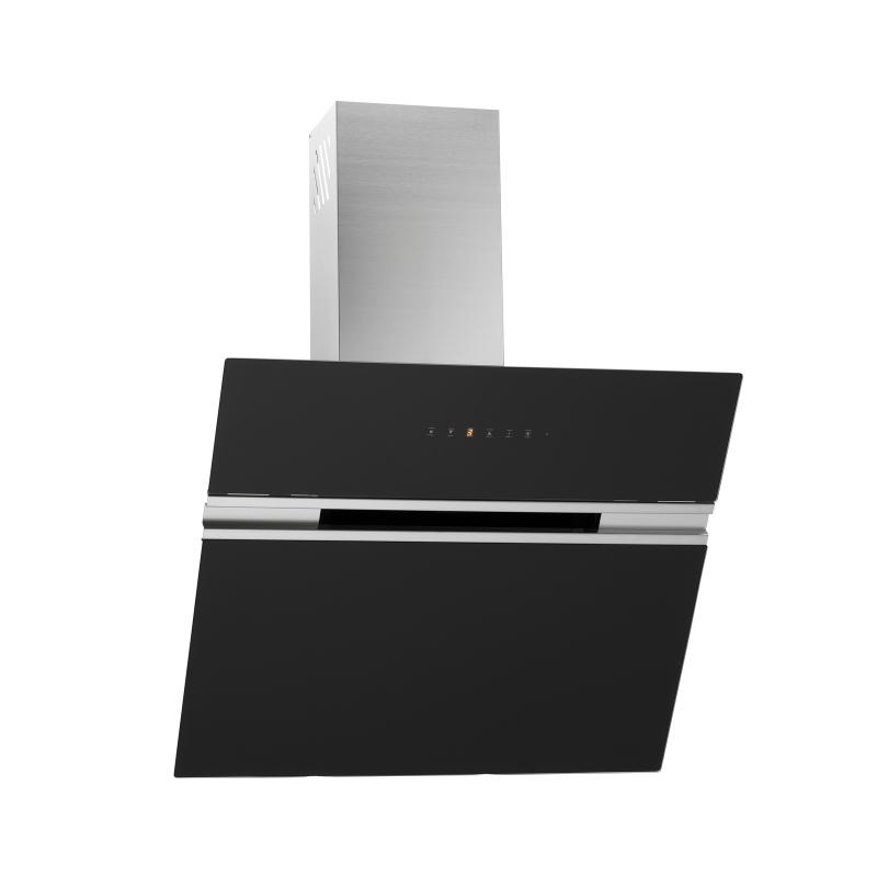 kopffreihaube katniss schwarz glas 60 cm umluft inkl 1 p. Black Bedroom Furniture Sets. Home Design Ideas