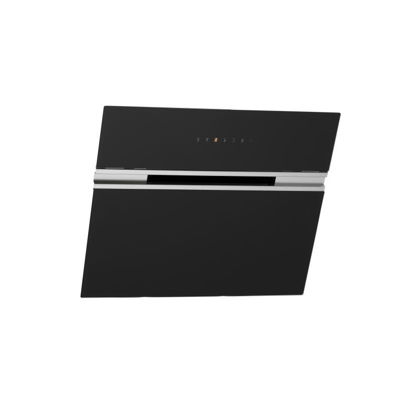 kopffreihaube katniss schwarz glas 60 cm umluft inkl 1 p kohlefilter ihmsen k chenger te. Black Bedroom Furniture Sets. Home Design Ideas